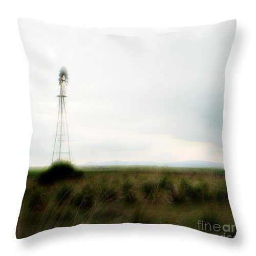 Dream Throw Pillow featuring the photograph Rural Daydream by Idaho Scenic Images Linda Lantzy