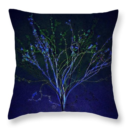 Augustine Throw Pillow featuring the photograph Since Love Grows Within You by Nick Heap