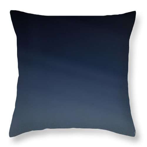 Snow Throw Pillow featuring the photograph Snow Day by Amanda Barcon