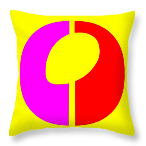 Square Throw Pillow featuring the digital art Solace by Eikoni Images