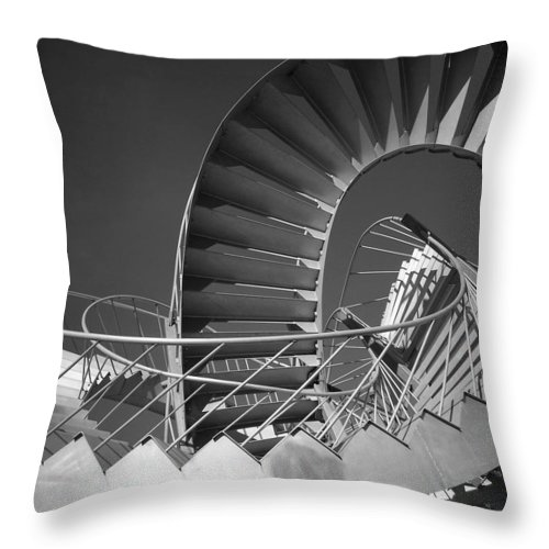 North America Throw Pillow featuring the photograph Stairway To Heaven ... by Juergen Weiss