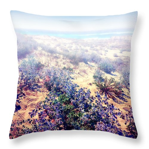 Europe Throw Pillow featuring the photograph Sun And Wind by Radek Spanninger