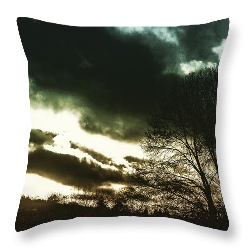 Beautiful Throw Pillow featuring the photograph #sunset #sun #tagsforlikes #tflers by J Love