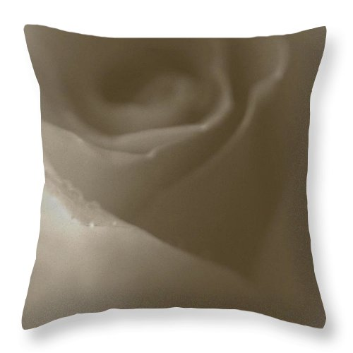 Throw Pillow featuring the photograph Tender Hearted by The Art Of Marilyn Ridoutt-Greene