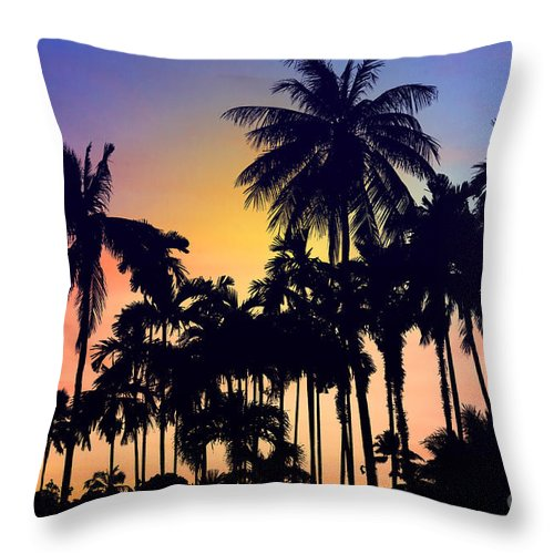 Thailand Throw Pillow featuring the photograph Thailand by Mark Ashkenazi
