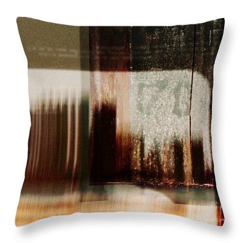 Dipasquale Throw Pillow featuring the photograph That Day In The City When We Lost Track Of Time by Dana DiPasquale
