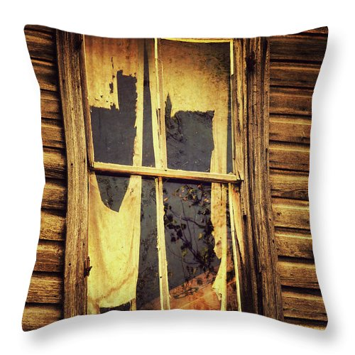Halloween Throw Pillow featuring the photograph They're Waiting For You by David Nicholson