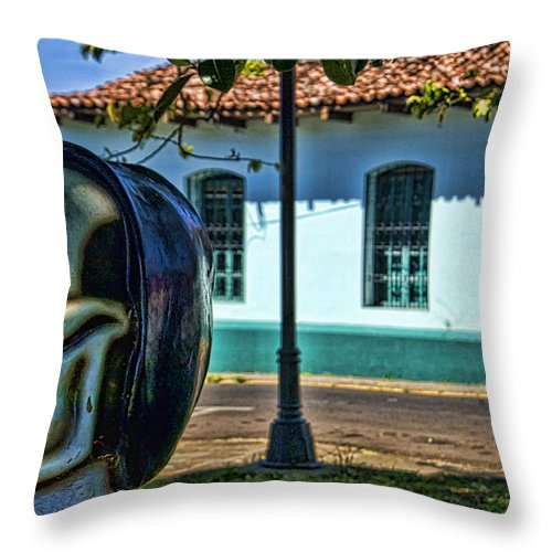 House Throw Pillow featuring the photograph Traditions by Johnny Aguirre