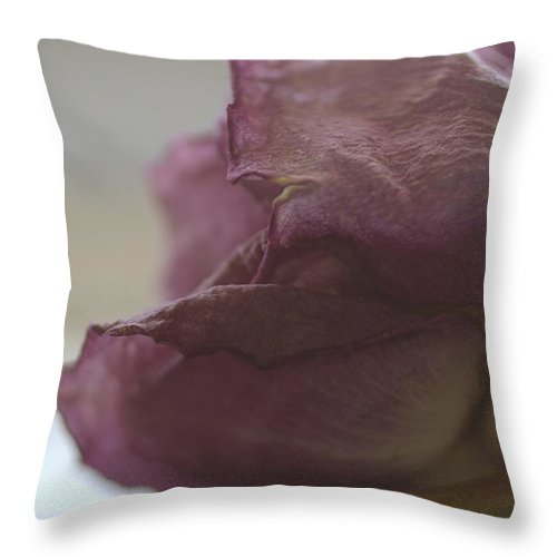 Throw Pillow featuring the photograph Undying Virtue by The Art Of Marilyn Ridoutt-Greene