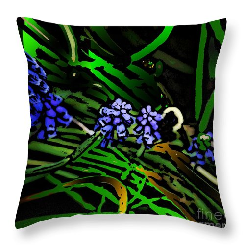 Throw Pillow featuring the photograph Untitled 7-02-09 by David Lane