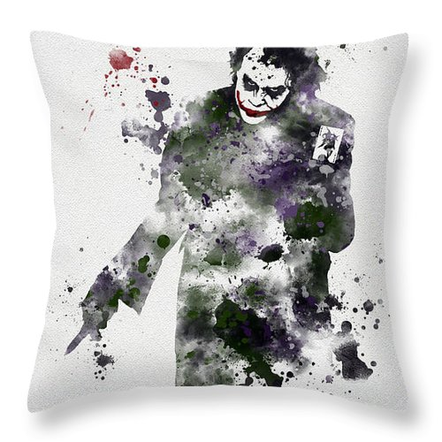 Art Throw Pillow featuring the mixed media Zero Empathy by My Inspiration