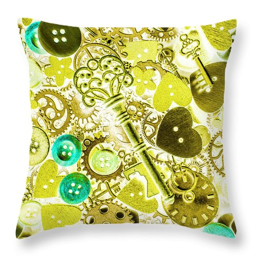 Love Throw Pillow featuring the photograph Binding by Jorgo Photography - Wall Art Gallery