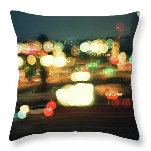 Outdoors Throw Pillow featuring the photograph But You Belong To The World by By Jimmay Bones