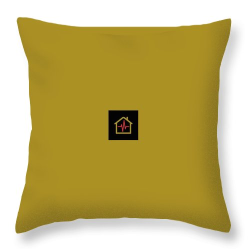 California Premier Restoration Throw Pillow featuring the sculpture California Premier Restoration by California Premier Restoration