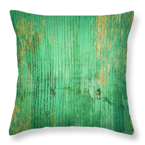 Unhygienic Throw Pillow featuring the photograph Wooden Texture by Thepalmer
