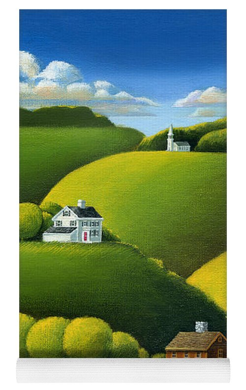 Top Rolled View