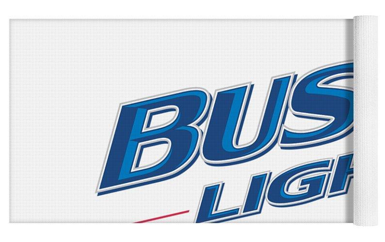 Sticker Busch Light Logo Yoga Mat