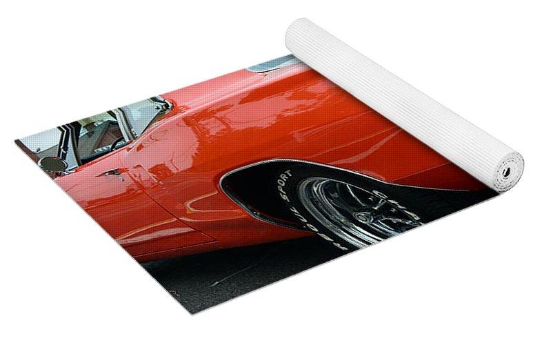 1970 Dodge Super Bee 2 Yoga Mat