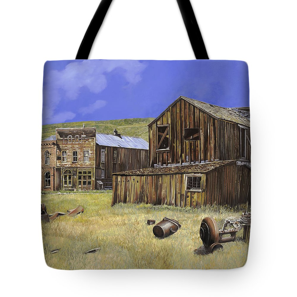 Bodie Tote Bags