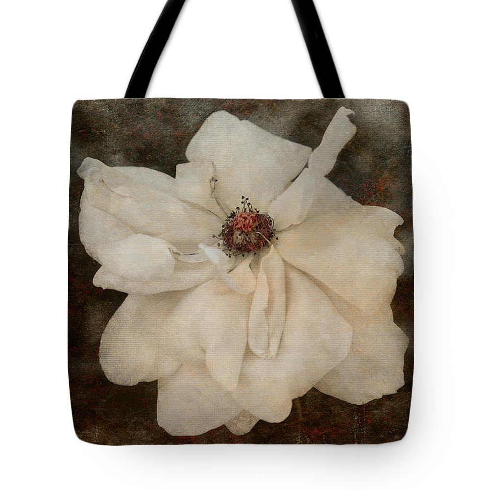 Loriental Tote Bag featuring the photograph Perennial Gardens - Fall #02 by Loriental Photography