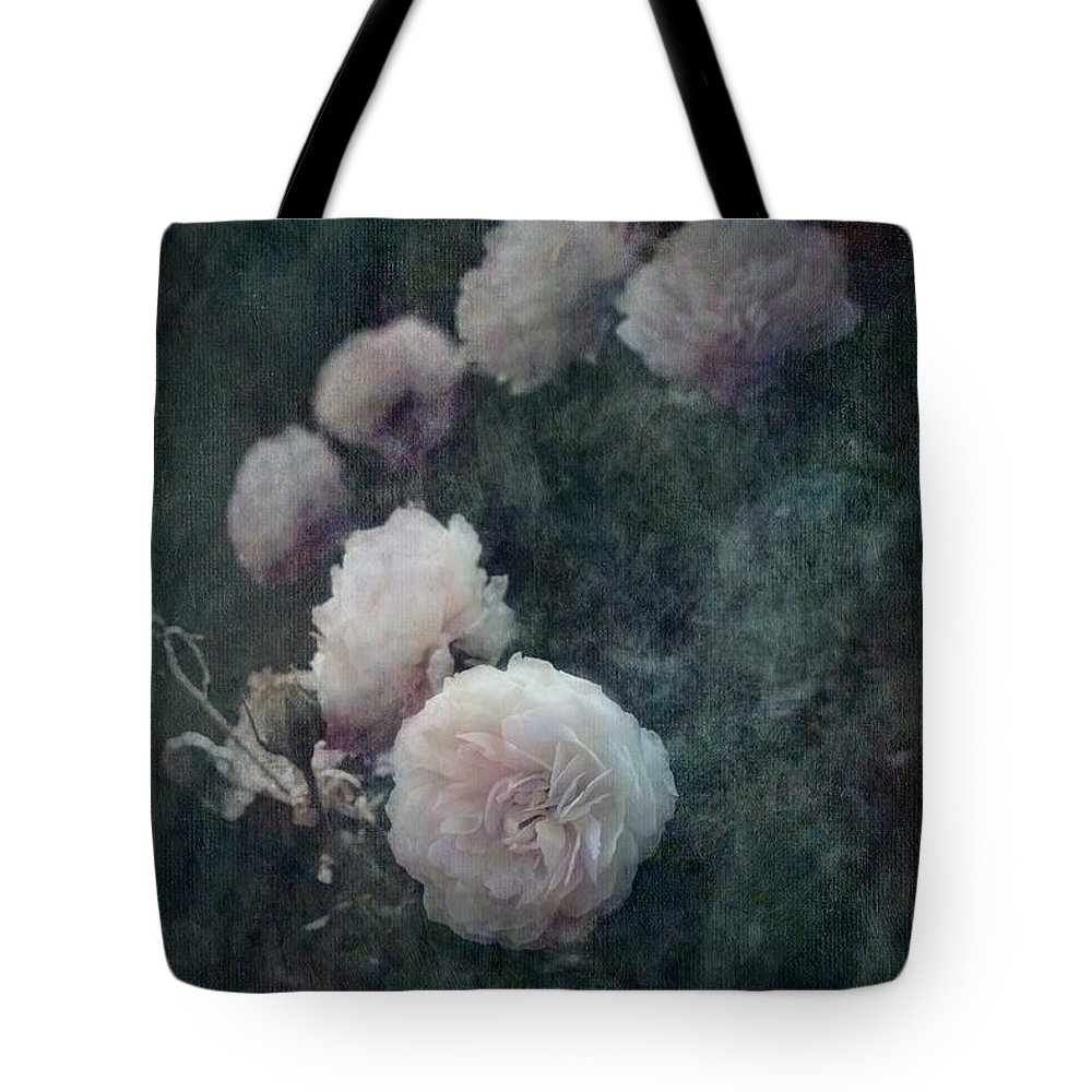 Loriental Tote Bag featuring the photograph Perennial Gardens - Fall #04 by Loriental Photography