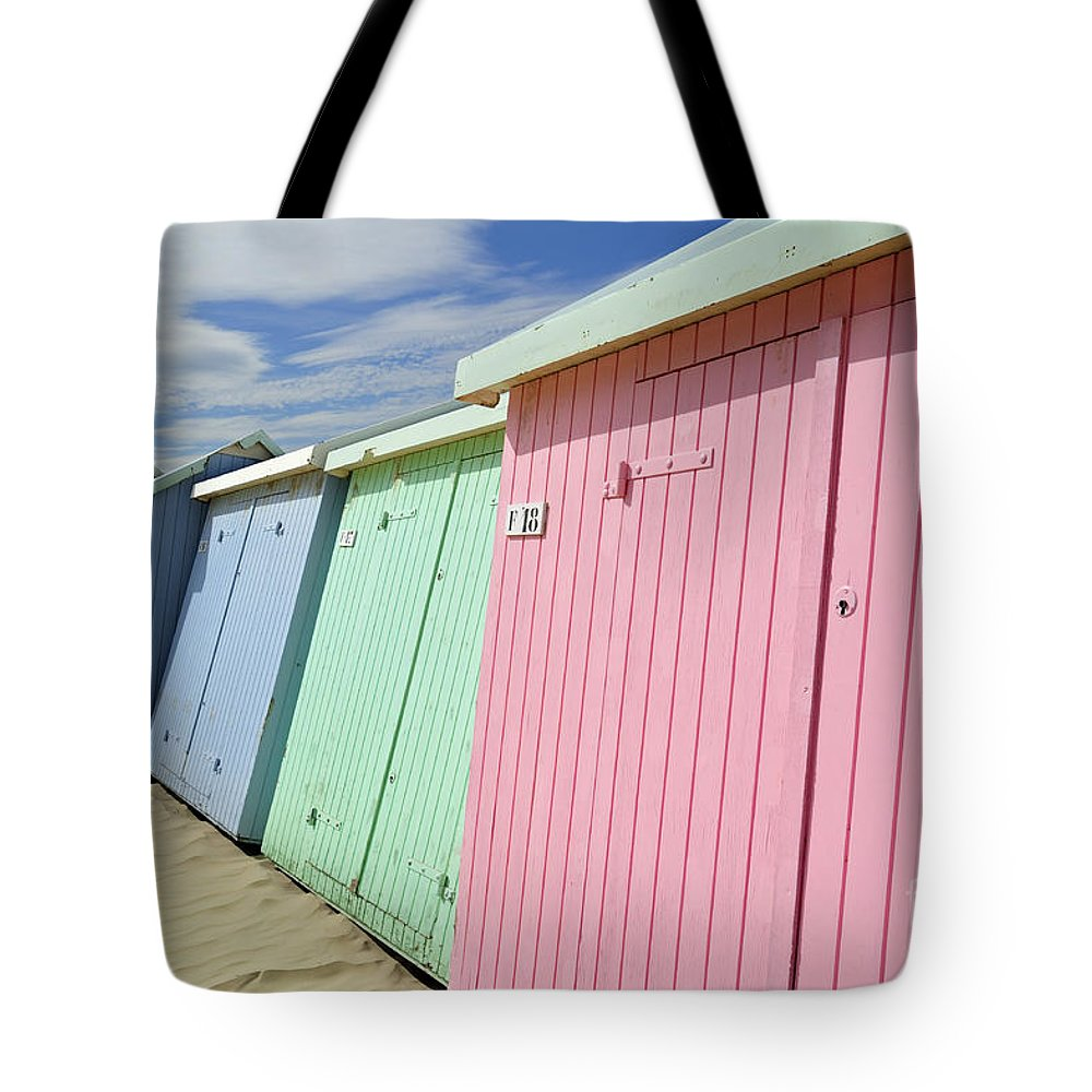 Colourful Tote Bag featuring the photograph 080911p117 by Arterra Picture Library
