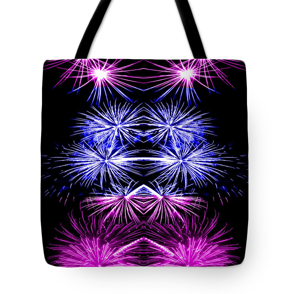 Original Tote Bag featuring the photograph Abstract 135 by J D Owen