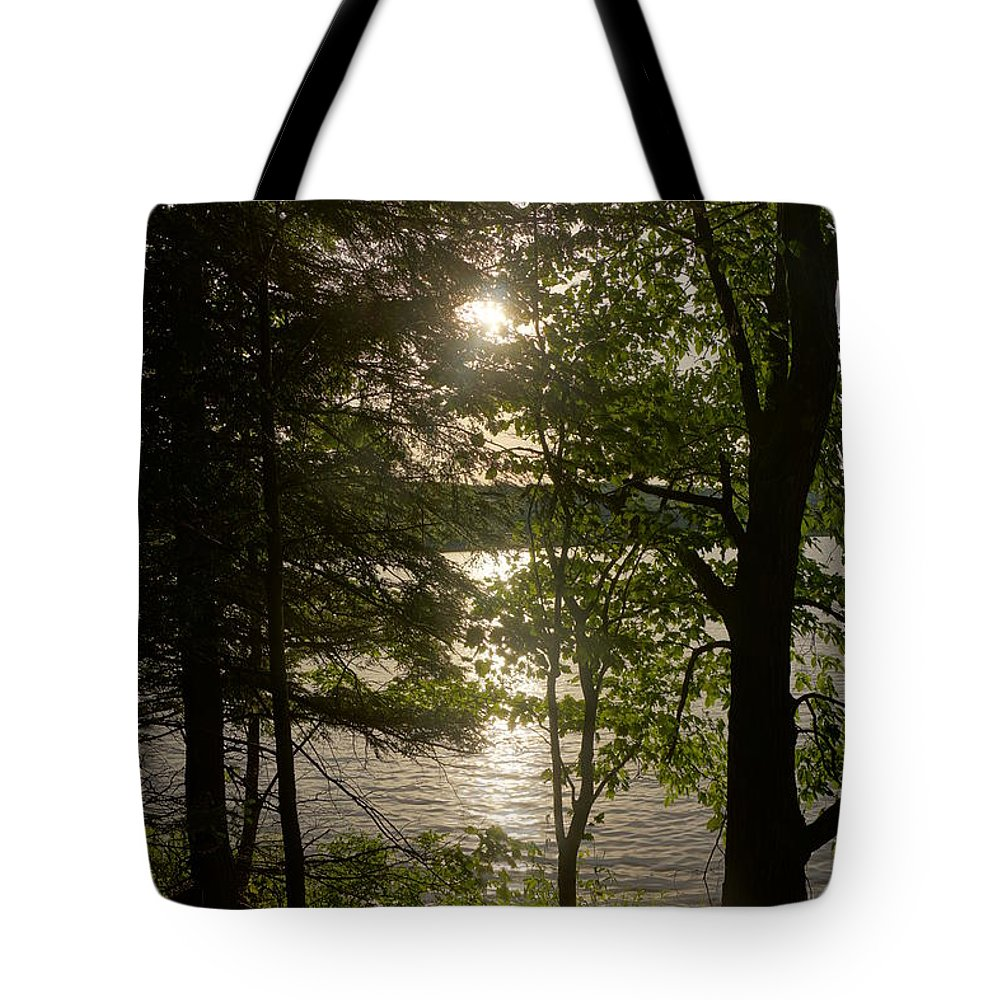 Lakes Tote Bag featuring the photograph Almost There by Jeffery L Bowers