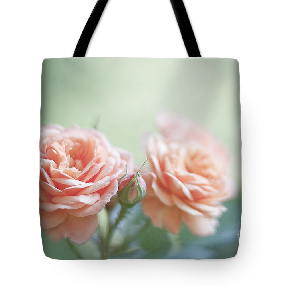 Rose Tote Bag featuring the photograph Bathing In Light by Maria Ismanah Schulze-Vorberg