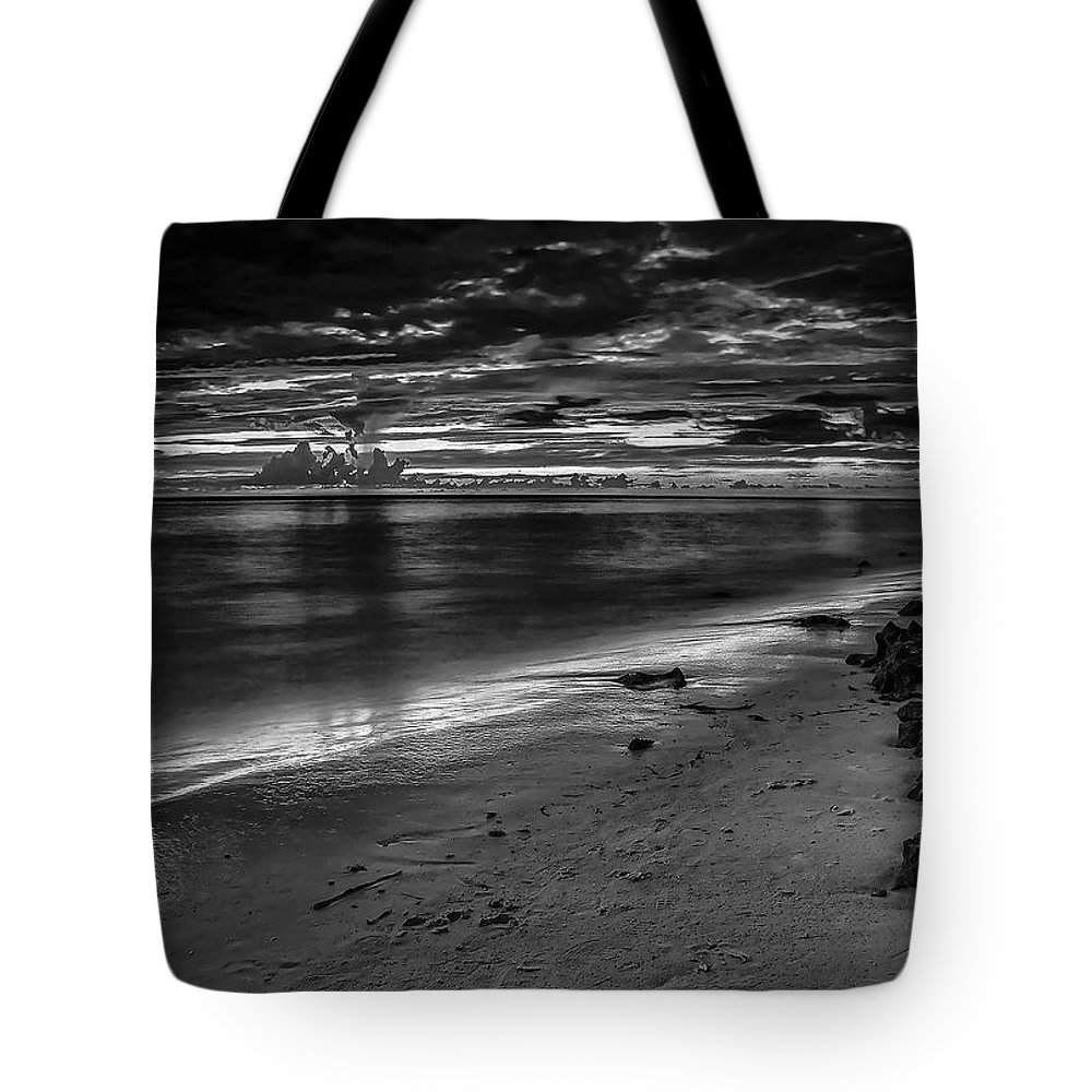 Beach Tote Bag featuring the photograph Beach 3 by Ingrid Smith-Johnsen