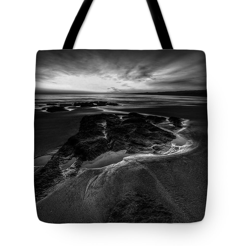 Beach Tote Bag featuring the photograph Beach 24 by Ingrid Smith-Johnsen