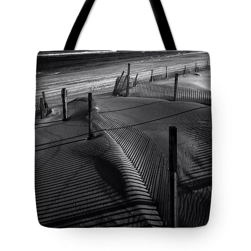 Beach Tote Bag featuring the photograph Beach 26 by Ingrid Smith-Johnsen