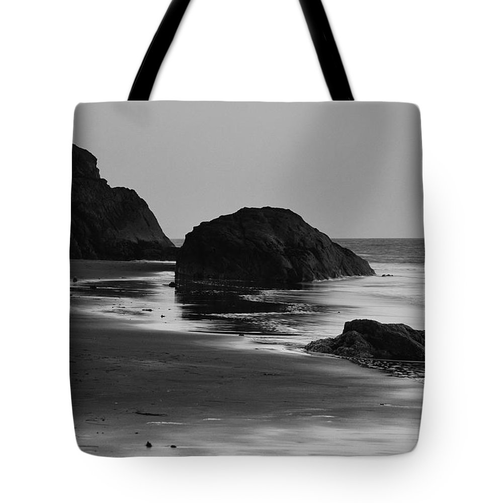 Beach Tote Bag featuring the photograph Beach 35 by Ingrid Smith-Johnsen