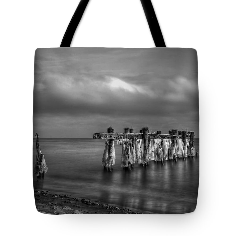 Beach Tote Bag featuring the photograph Beach 19 by Ingrid Smith-Johnsen