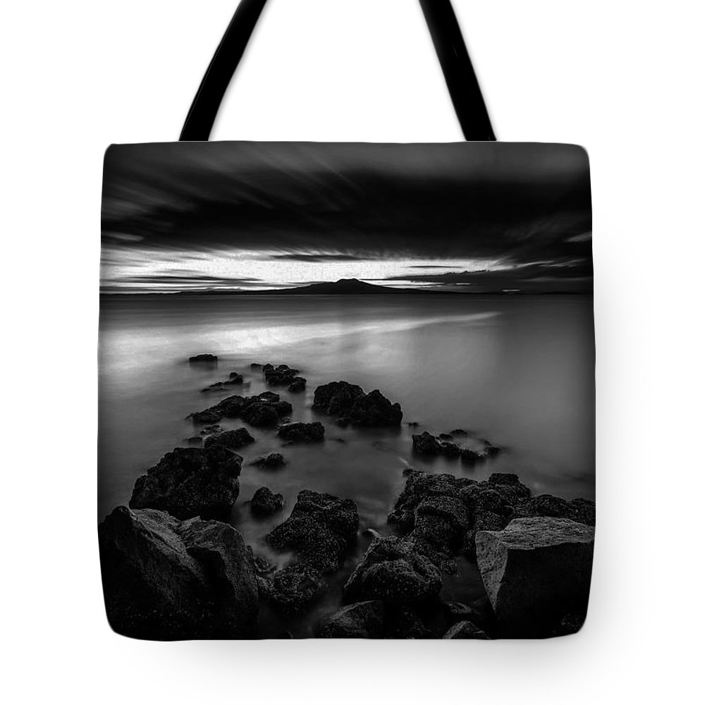 Beach Tote Bag featuring the photograph Beach 2 by Ingrid Smith-Johnsen