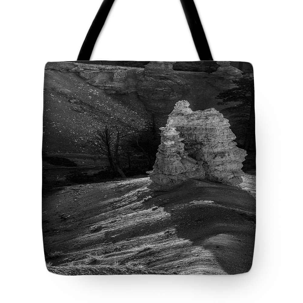 Adventure Tote Bag featuring the photograph Bryce Canyon 15 by Ingrid Smith-Johnsen