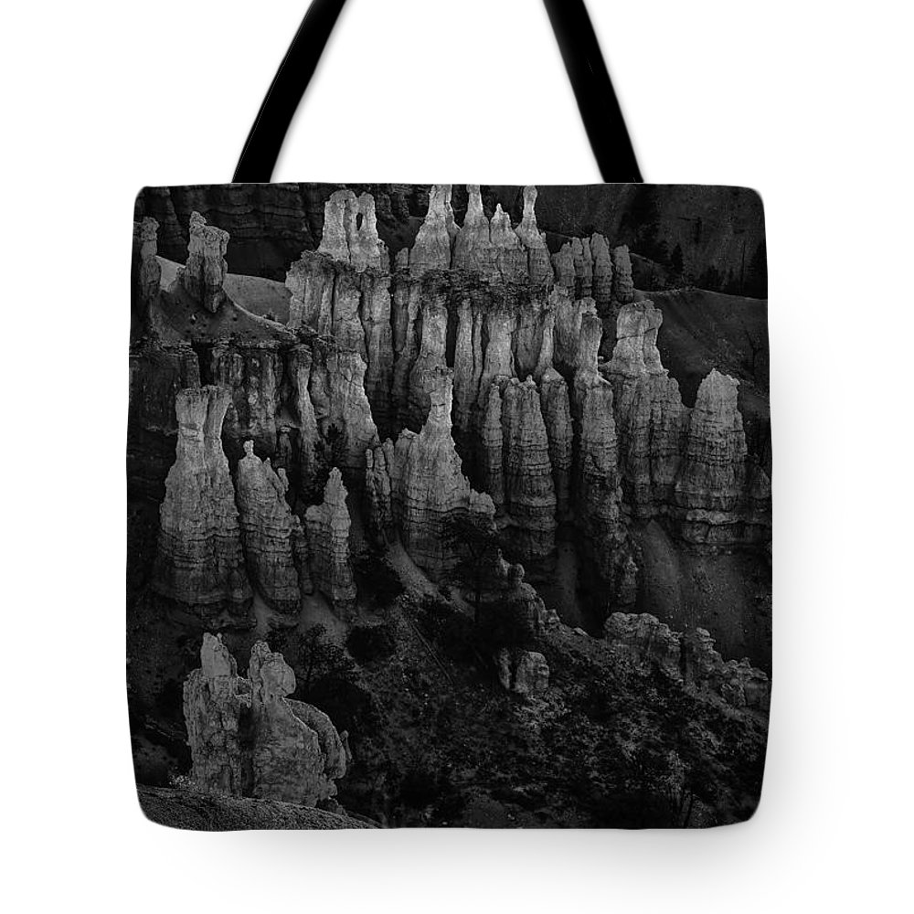 Adventure Tote Bag featuring the photograph Bryce Canyon 9 by Ingrid Smith-Johnsen
