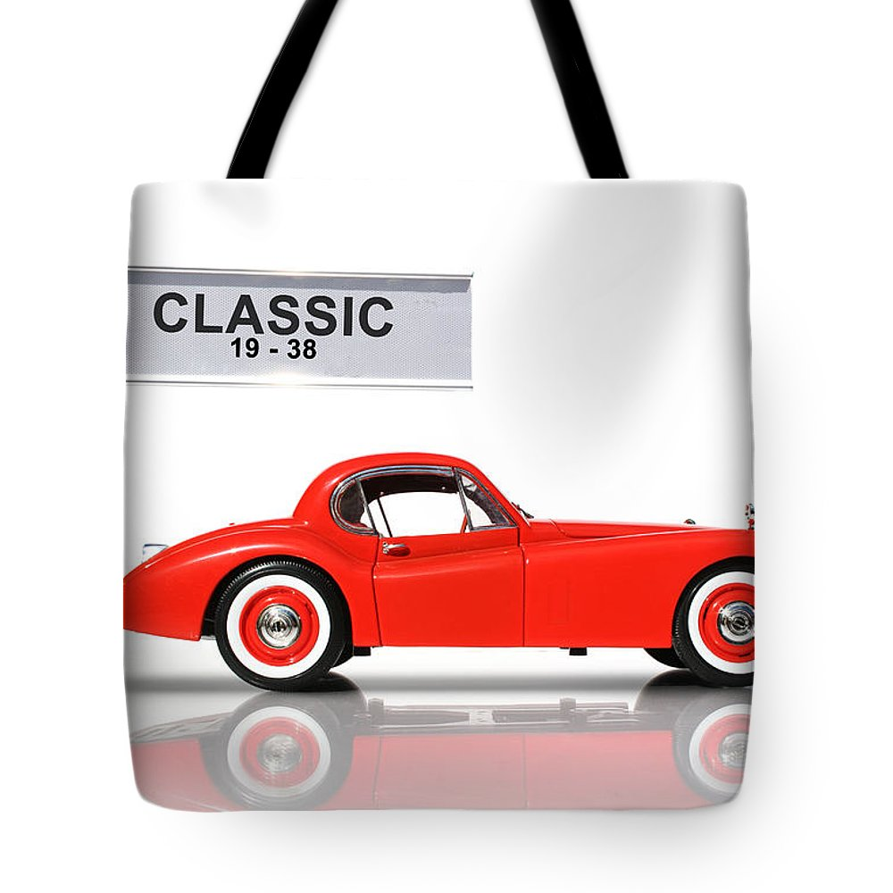 Classic Tote Bag featuring the photograph Classic Car by Jorgo Photography - Wall Art Gallery