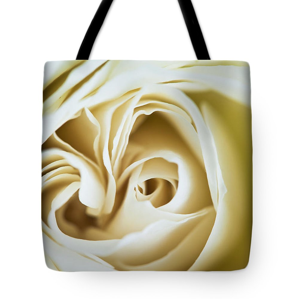 Cumming Tote Bag featuring the photograph Detail Of Rose Flower Marrakech, Morocco by Ian Cumming