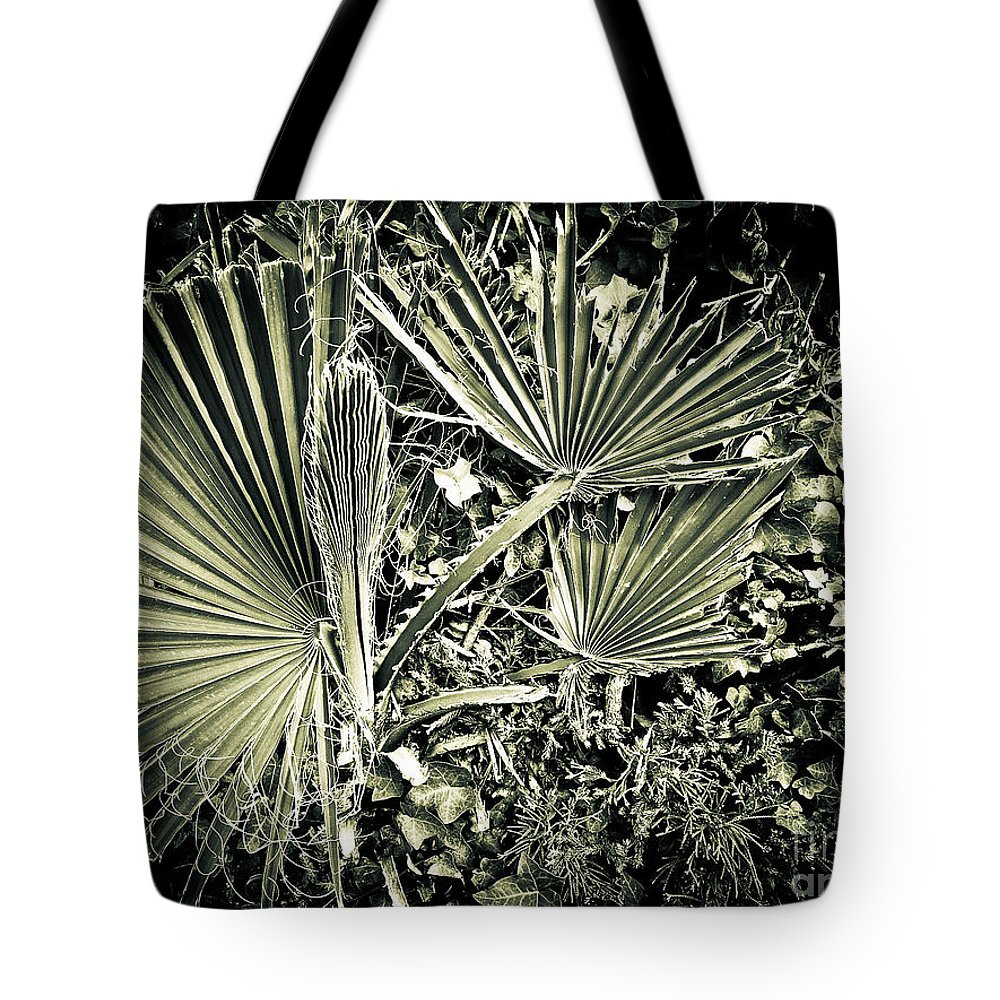 Nature Tote Bag featuring the photograph Dreamy Green by Fei A