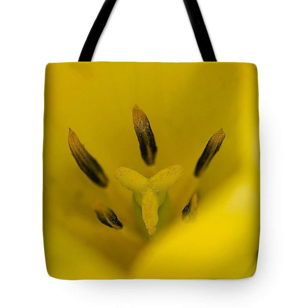 Abundance Tote Bag featuring the photograph Flower 270 by Ingrid Smith-Johnsen
