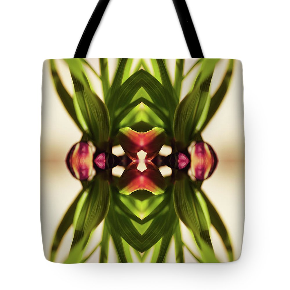 Fritillaria Tote Bag featuring the photograph Fritillaria Flower Plant by Silvia Otte