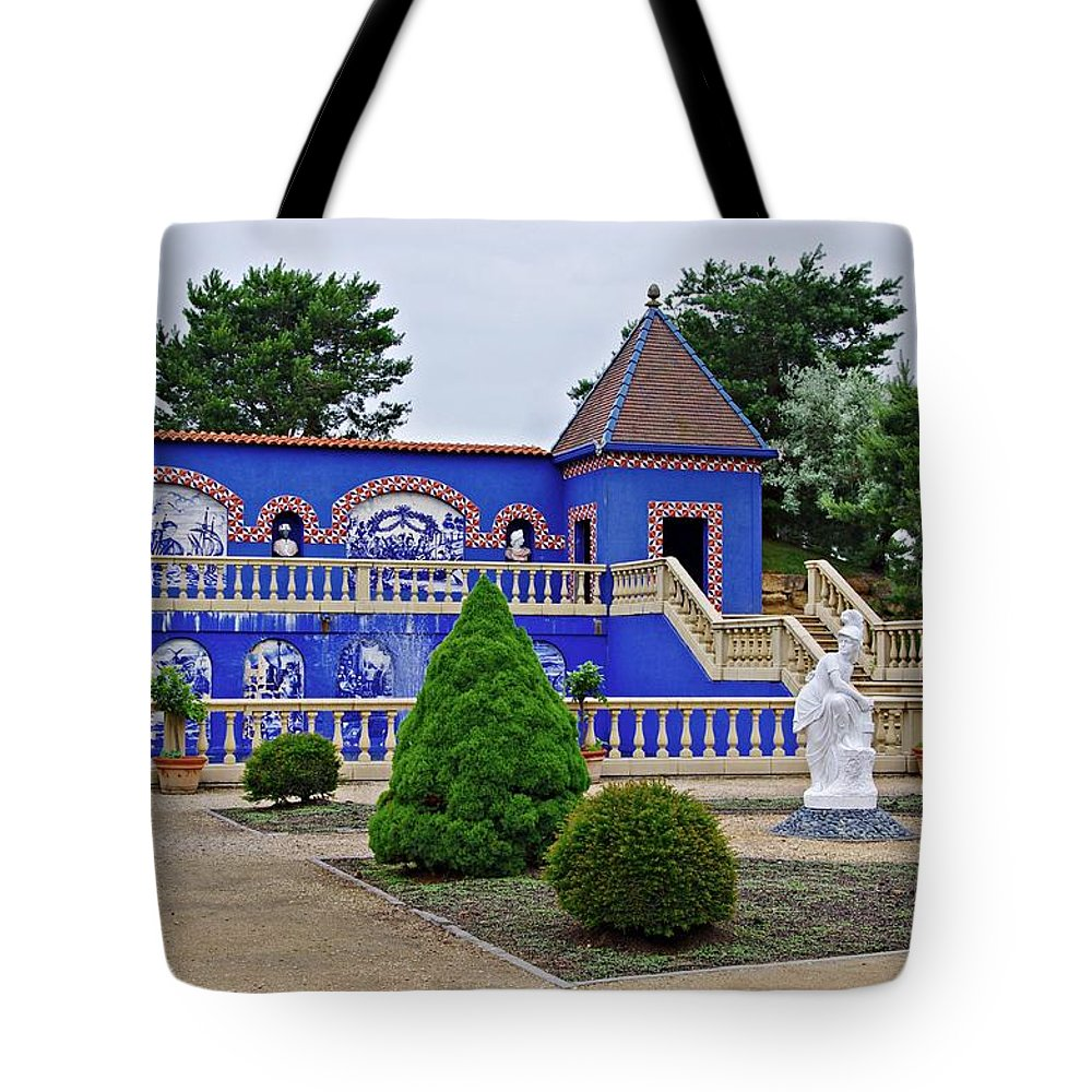 Tote Bag featuring the photograph Greece by Gabi Siebenhuehner