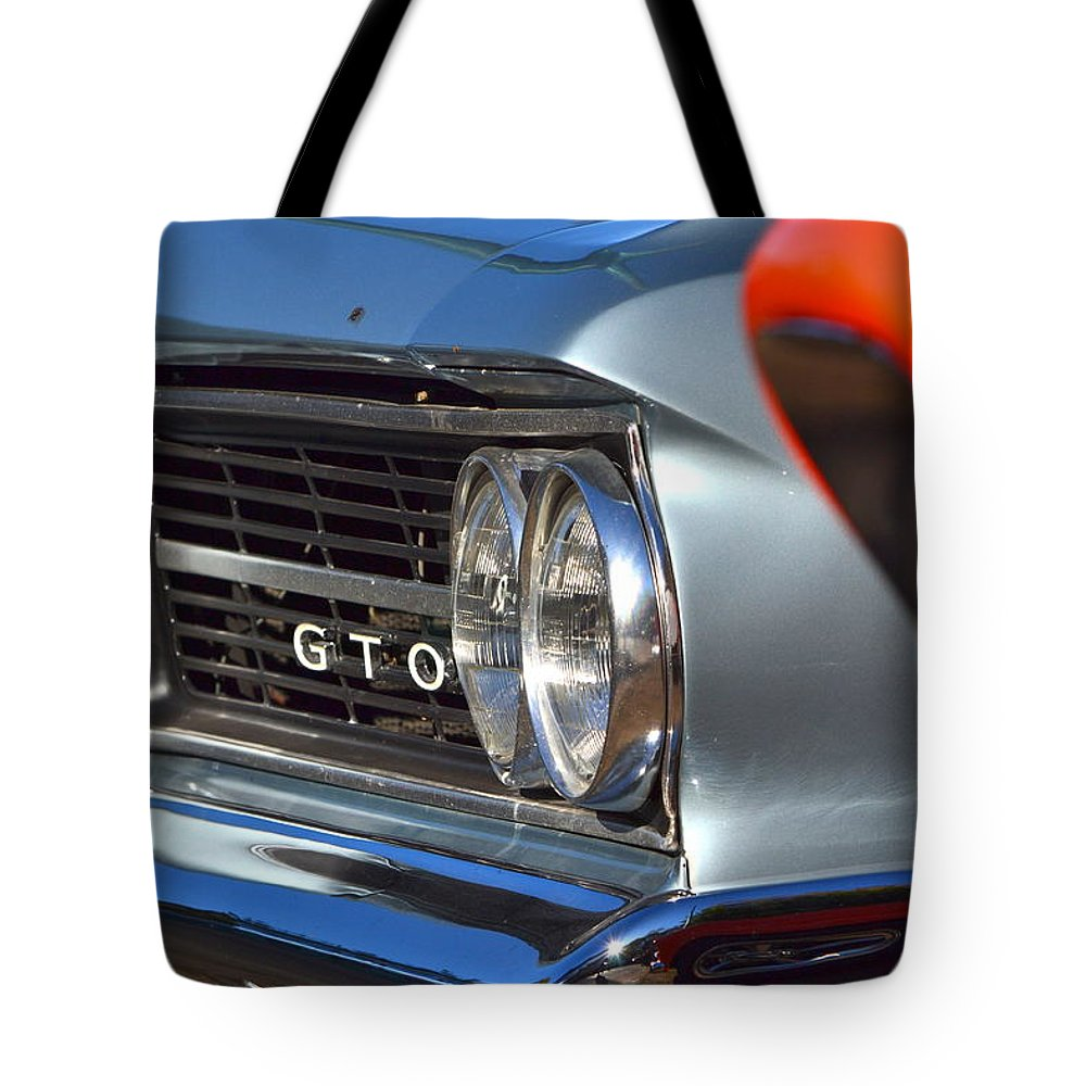 Tote Bag featuring the photograph GTO by Dean Ferreira