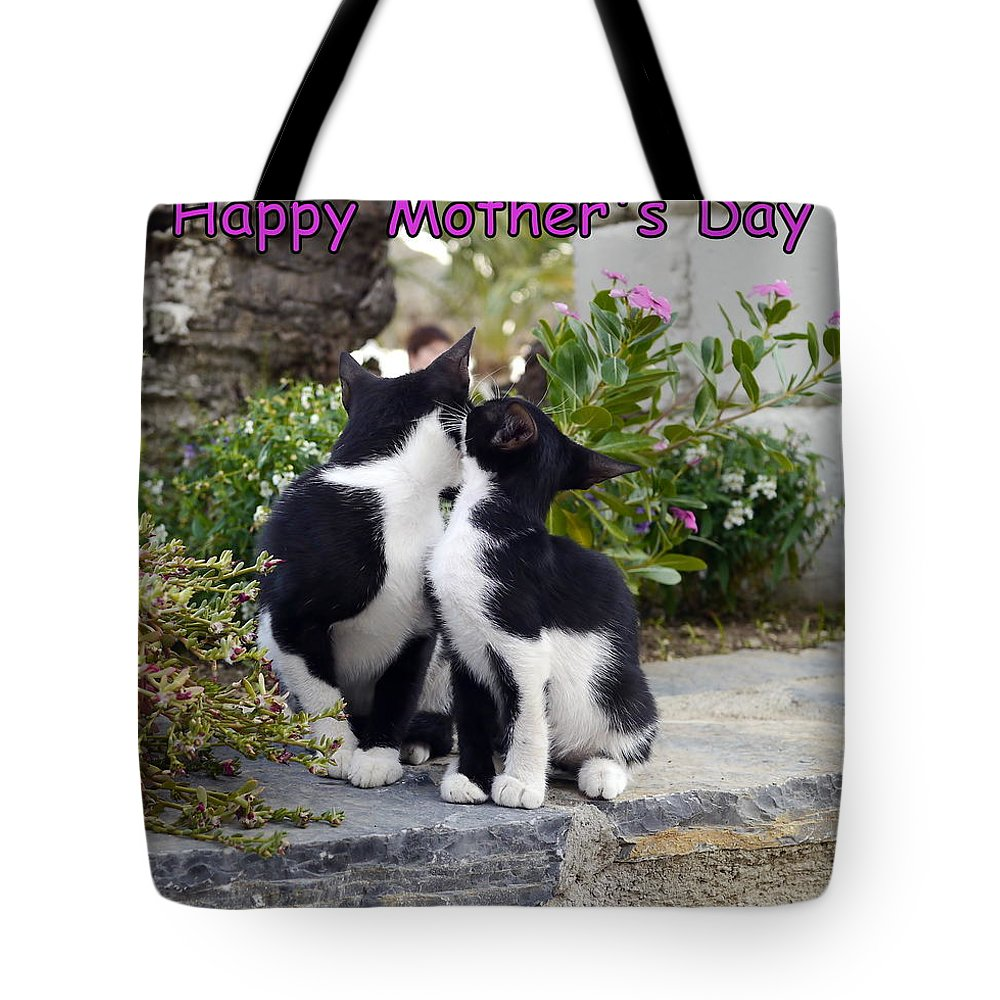 Mother�s Day Tote Bag featuring the photograph Happy Mother's Day by John Chatterley