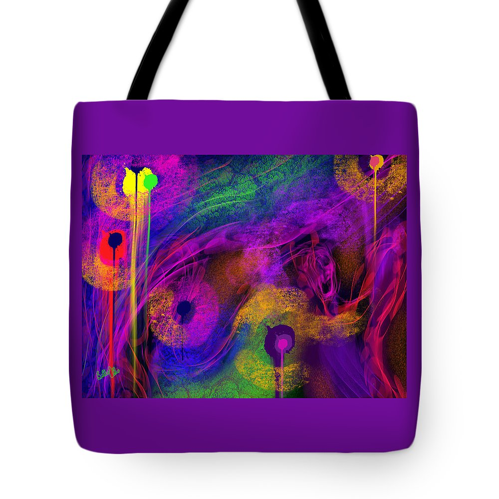 Breasts Tote Bag featuring the digital art 1 In 7 by Billie Jo Ellis
