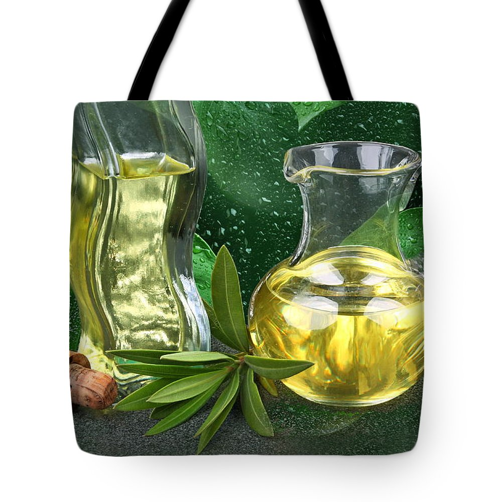 Kitchen Tote Bag featuring the photograph In The Kitchen by Manfred Lutzius