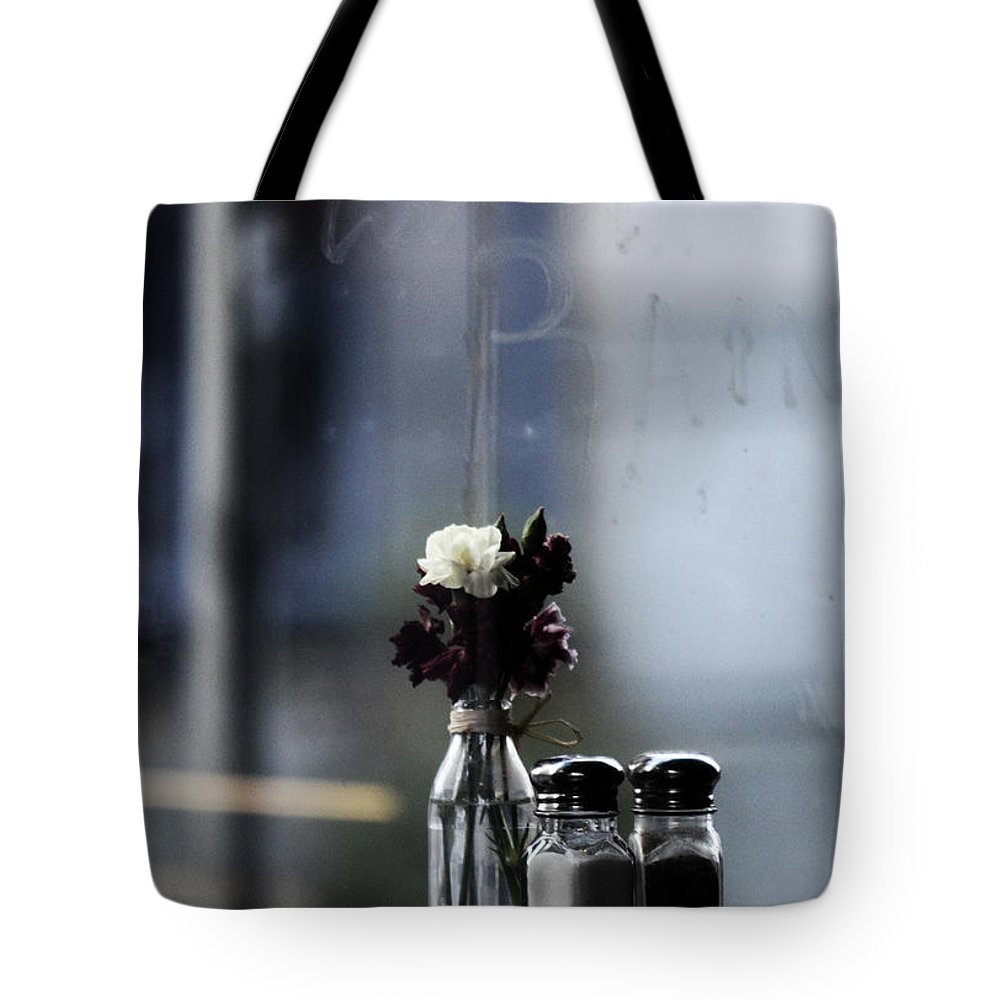 Street Photography Tote Bag featuring the photograph Late Date by The Artist Project