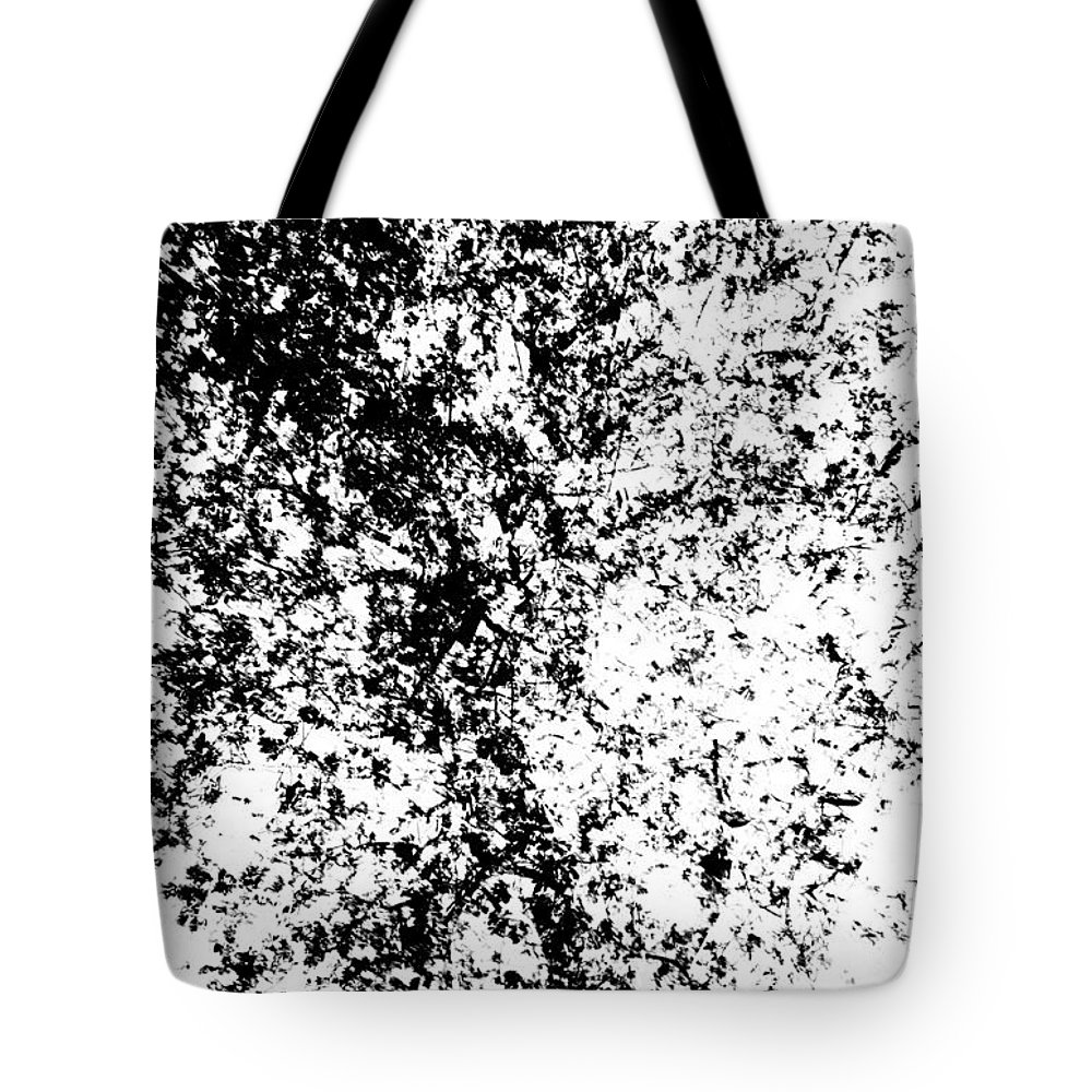Leaves Tote Bag featuring the photograph Leaves by Catherine Lau