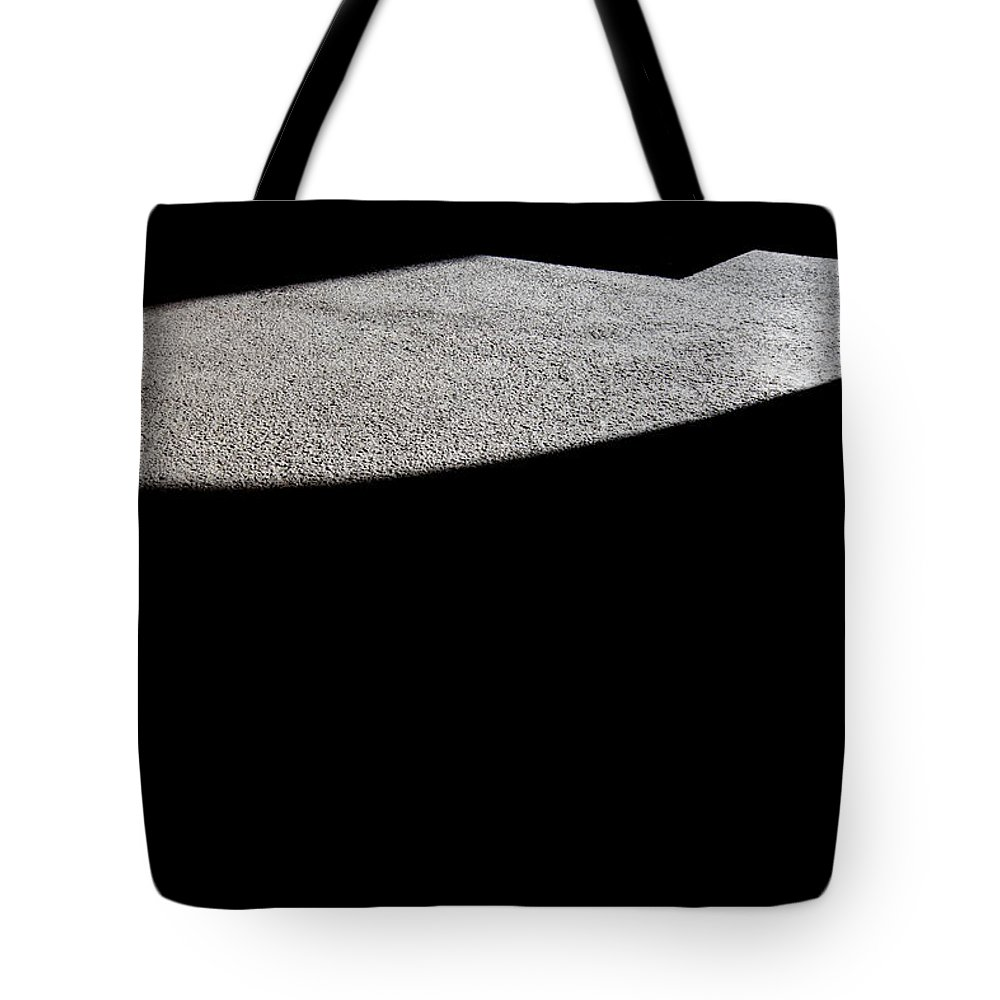 Shape Tote Bag featuring the photograph Light Study by Fran Riley